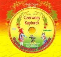 Czerwony kapturek Słuchowisko + CD Perrault Charles