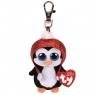 Pluszowy breloczek - pingwin (35223)
