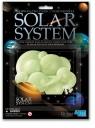 Świecące w ciemności. System słoneczny 3D (5423)