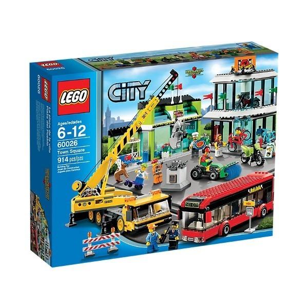 LEGO City Town Squere