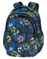 Plecak młodzieżowy CoolPack Joy S - Football Blue (D048336)