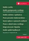 Kodeks cywilny Kodeks postępowania cywilnego. Kodeks rodzinny i opiekuńczy Prawo prywatne międzynarodowe Koszty sądowe w sprawach cywilnych Prawo o aktach stanu cywilnego Księgi wieczyste i hipoteka Kodeks spółek handlowych
