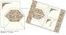 Papeteria Wallet 6 kopert i 6 papierów listowych FZN 001W