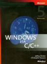 Windows via C/C++ Richter Jeffrey, Nasarre Christophe