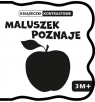 Pianki kontrastowe Maluszek poznaje 3M+ Praca zbiorowa