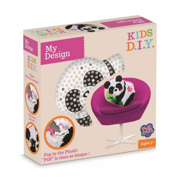 My design Poduszka - Panda (77235)