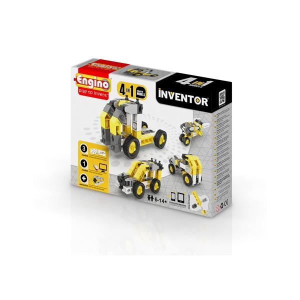 ENGINO Inventor 4 models industrial (0434)