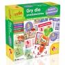 Carotina Gry dla przedszkolaków - Bajkowi bohaterowie (PL61235)