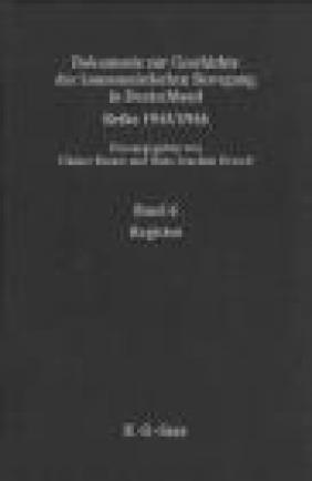 Dokumente zur Geschichte KommunBeweg  v 6 Register