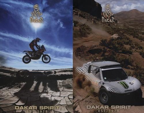 Zeszyt A4 Dakar w linie 80 kartek 6 sztuk mix