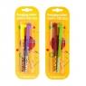 Długopis wymazywalny Happy Color, 2 szt. - Żyrafy (433574)
