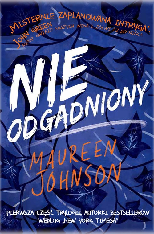 Nieodgadniony Johnson Maureen