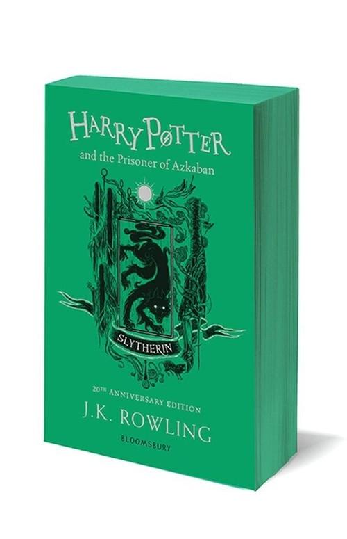 Harry Potter and the Prisoner of Azkaban - Slytherin Edition Rowling J.K.