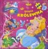 Śpiąca królewna Książka z puzzlami 5 układanek Kaniewska Paulina