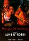 Patrząc jak krwawisz Saga Guns N' Roses