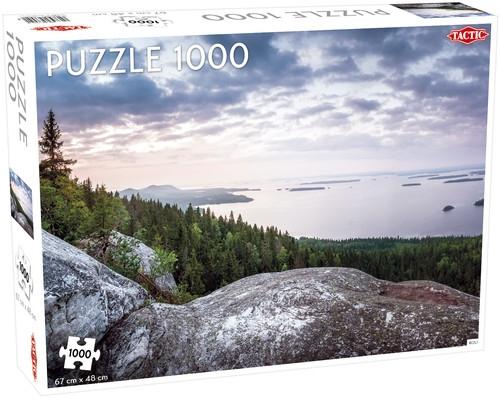 Puzzle 1000: Wzgórze Koli, Finlandia