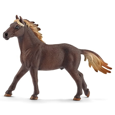 Schleich 13805 Mustang ogier