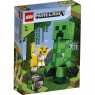 Lego Minecraft: BigFig Creeper i Ocelot (21156)
