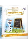 Disney uczy: Kraina Lodu - Zadania przedszkolakaUSKF-1