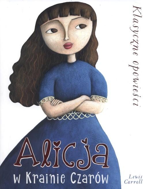 Alicja w Krainie Czarów Carroll Lewis