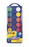 Farby akwarelowe Astra 18 kolorów