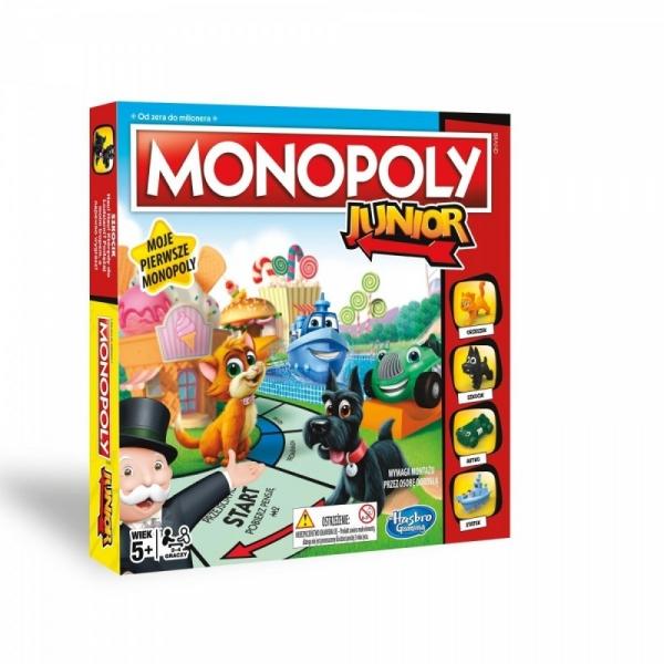 Gra Monopoly Junior (A6984P)
