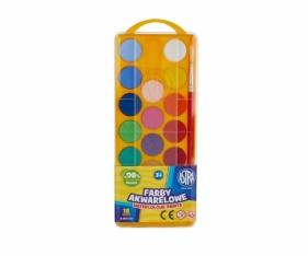 Farby akwarelowe - 18 kolorów (302118003)