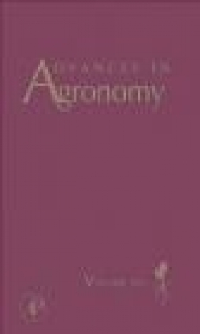 Advances in Agronomy: Vol. 105 Donald L. Sparks