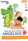 Super Memo Moje pierwsze słówka angielskie  4-5 lat