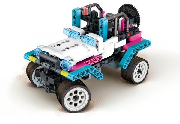 Laboratorium Mechaniki: Jeep Safari (50123)