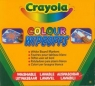 Markery Crayola do białej tablicy 8 sztuk (8223)
