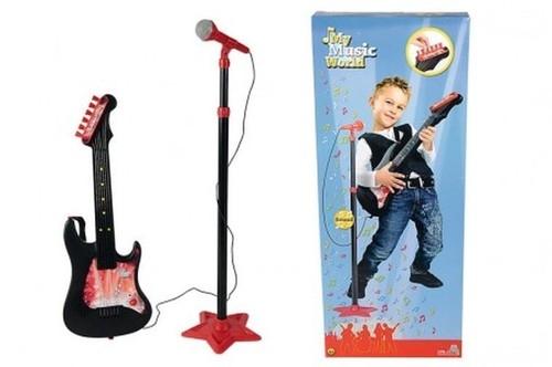 Gitara z mikrofonem (106833223)