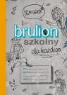 Brulion szkolny dla każdego