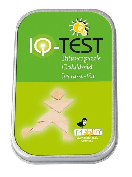 IQ-Test - 3D Puzzle Tangram