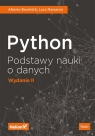 Python Podstawy nauki o danych Boschetti Alberto, Massaron Luca