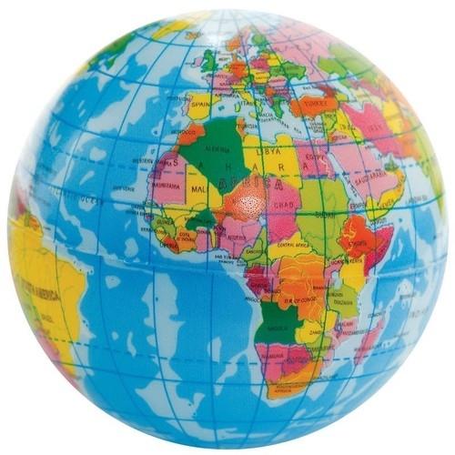 Piankowy globus (16009)