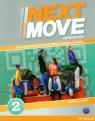 Next Move 2 Workbook + CD Przygotowanie do egzaminu gimnazjalnego A1-A2