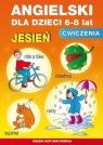 Angielski dla dzieci  6-8 lat Ćwiczenia Jesień Zeszyt 20