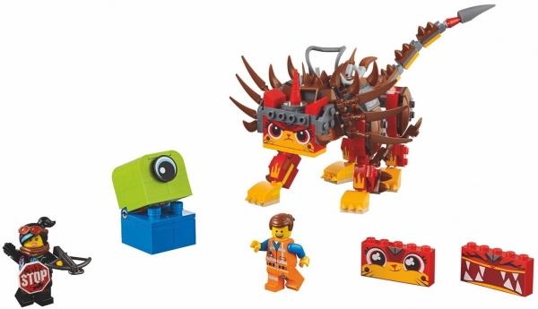 Lego Movie: UltraKocia i Lucy Wojowniczka (70827)