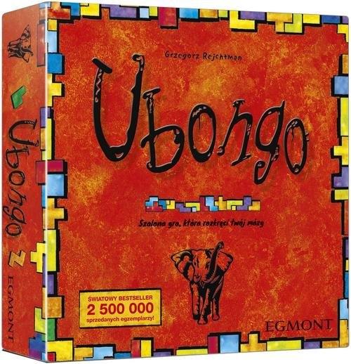 Ubongo Grzegorz Rejchtman