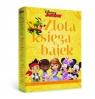 Złota księga bajek Najpopularniejsi bohaterowie Disney Junior  (00237)