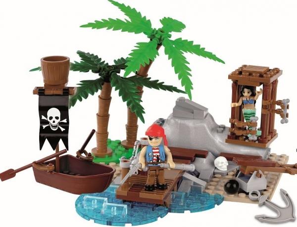 Cobi: Piraci. Ratowanie Syrenki - 6023