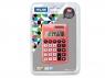 Kalkulator Pocket Touch czerwony
