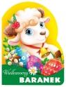 Wielkanocny baranek<br />Wykrojnik