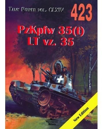PzKpfw 35(t) LT vz. 35. Tank Power vol. CLXIV 423 Janusz Lewoch