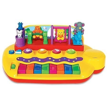 Kolorowe pianinko KiddieLand