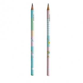 Ołówek trójkątny Story HB Happy Color