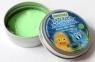 Skacząca Plastelina - Świecąca zielona
