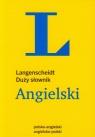 Langenscheidt Duży słownik angielski
