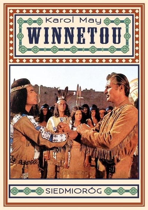 Winnetou - May Karol - książka